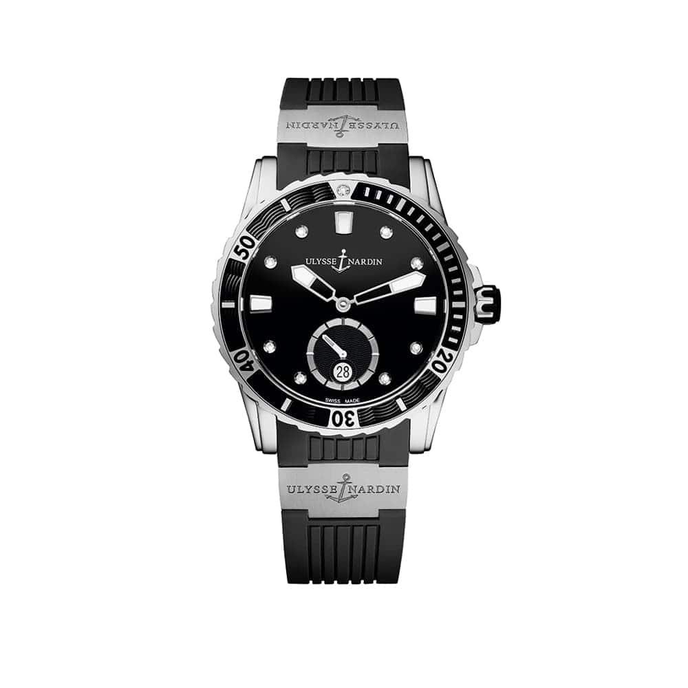 Часы Lady Diver Ulysse Nardin 3203-190-3/12