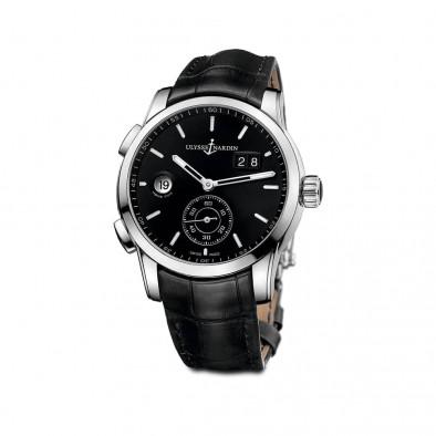 Часы Dual Time Manufacture