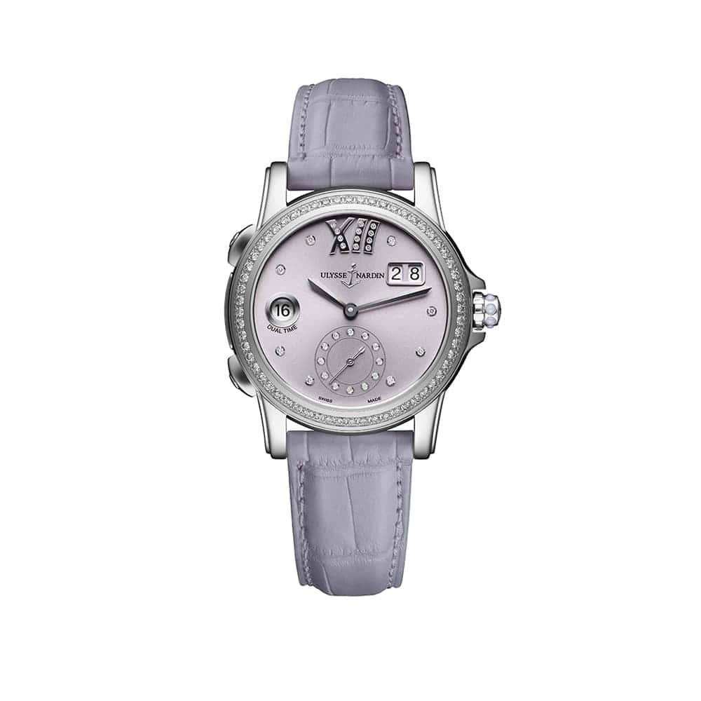 Часы Dual Time Lady Ulysse Nardin 3343-222B/30-07