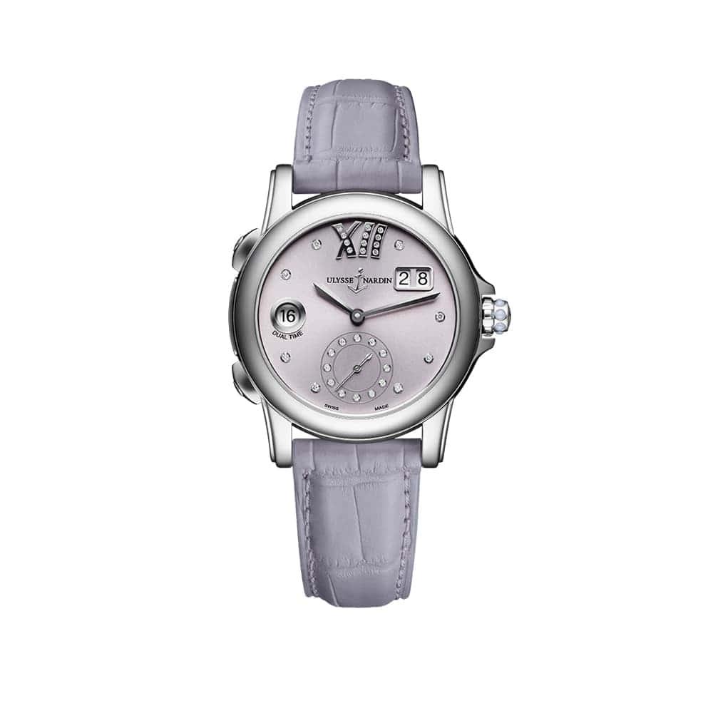 Часы Dual Time Lady Ulysse Nardin 3343-222/30-07