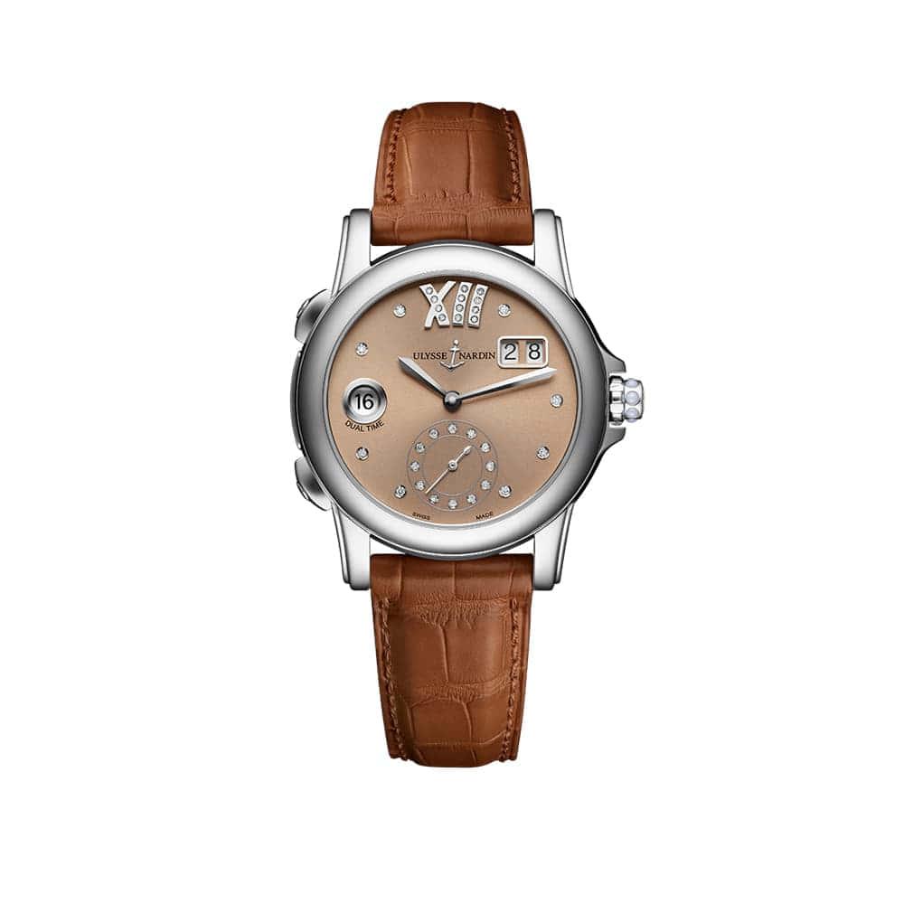 Часы Dual Time Lady Ulysse Nardin 3343-222/30-09