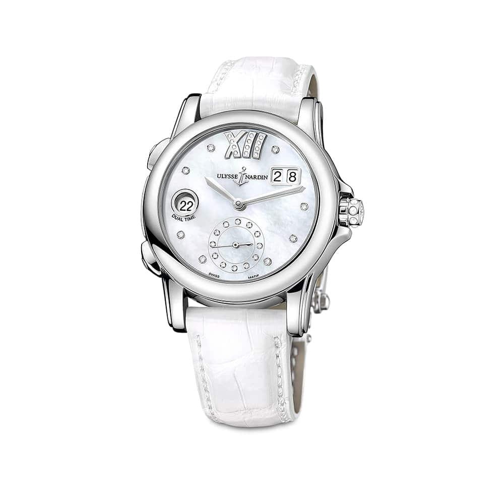 Часы Dual Time Lady Ulysse Nardin 3343-222/391 - 1