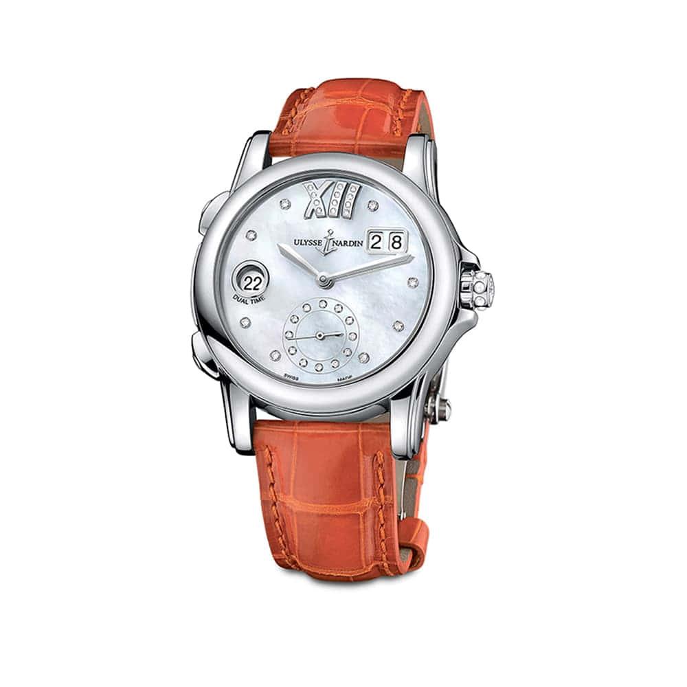 Часы Dual Time Lady Ulysse Nardin 3343-222/391 - 2