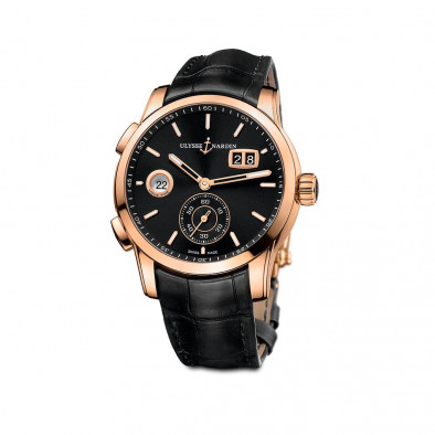 Часы Dual Time Manufacture