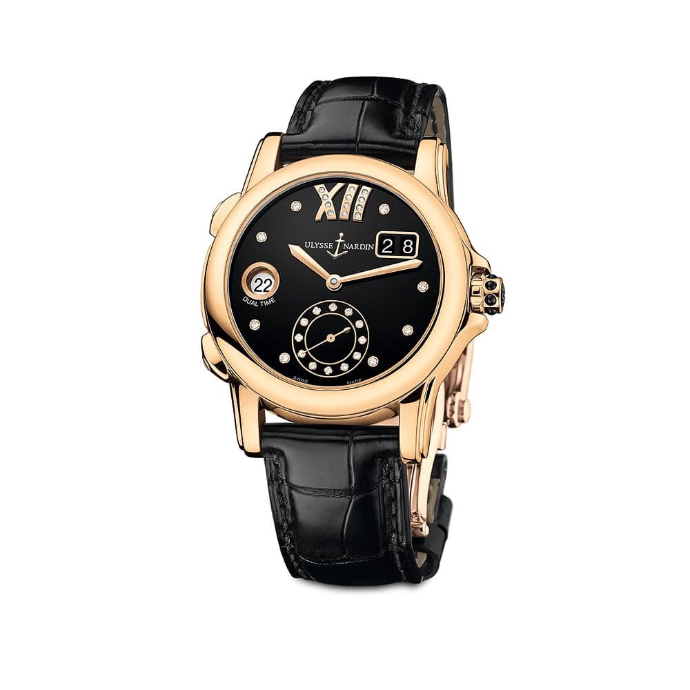 Часы Dual Time Lady Ulysse Nardin 3346-222/30-02