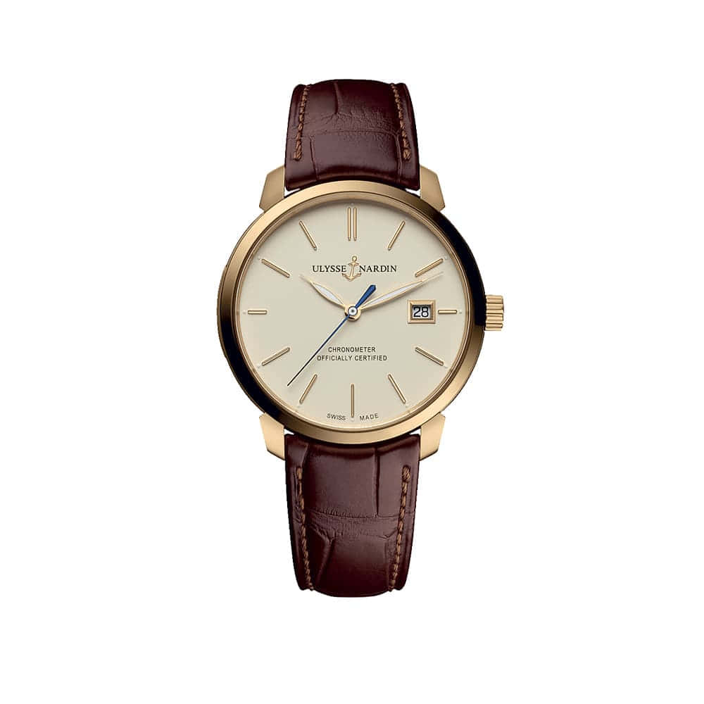 Часы Classico Ulysse Nardin 8156-111-2/91