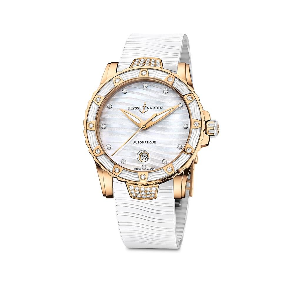 Часы Lady Diver Ulysse Nardin 8156-180E-3C/10