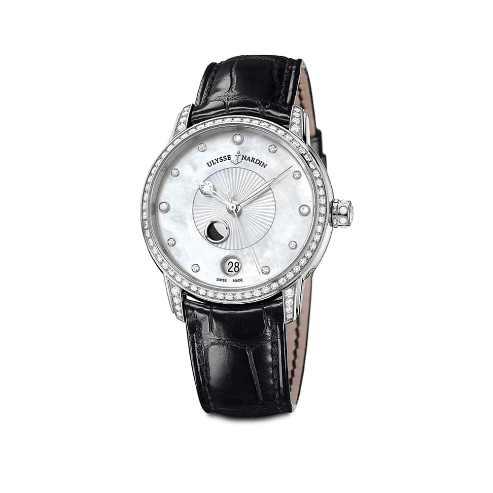 Часы Classico Moonphase Ulysse Nardin 8293-123BC-2/991