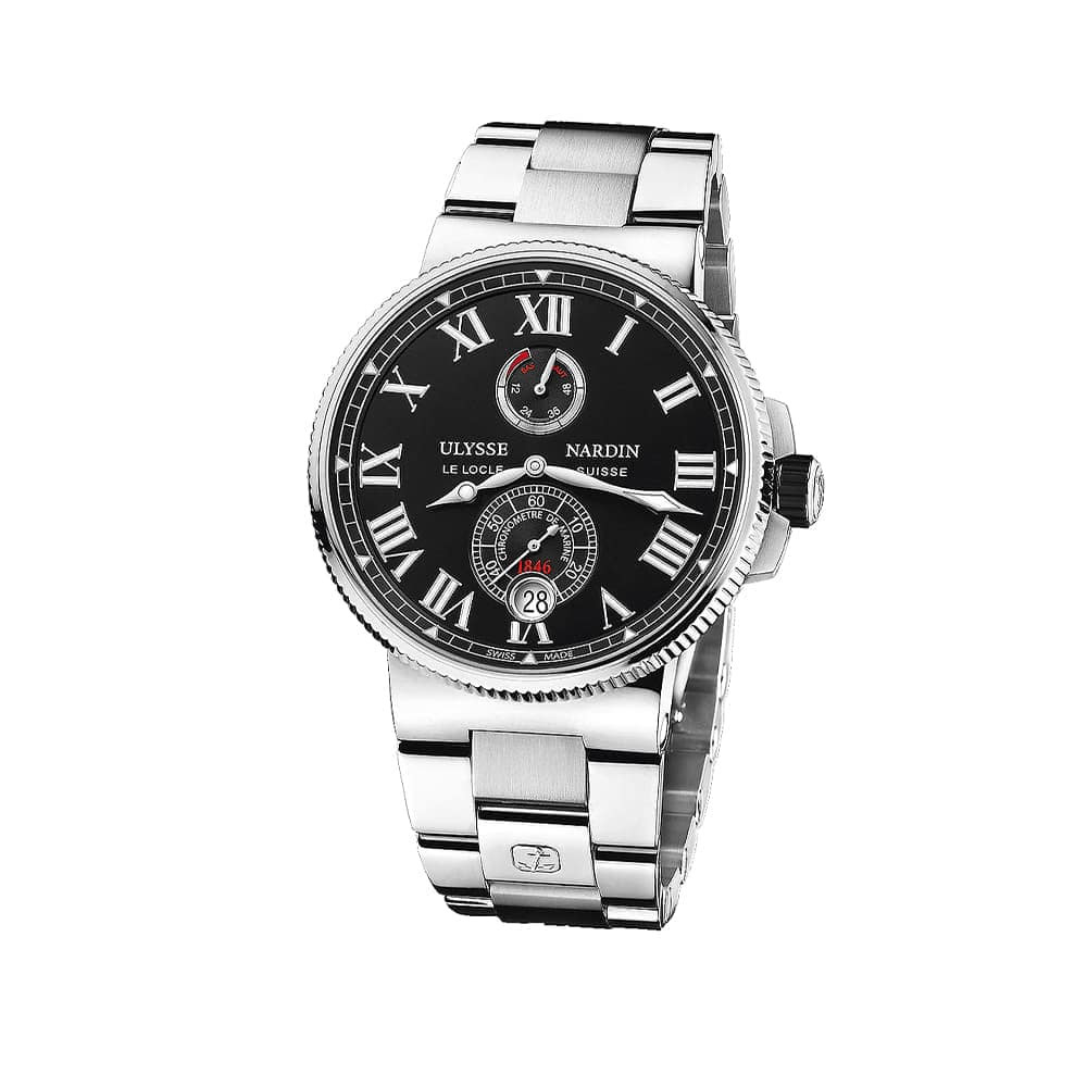 Часы Chronometre Manufacture Ulysse Nardin 1183-122-7M/42 V2