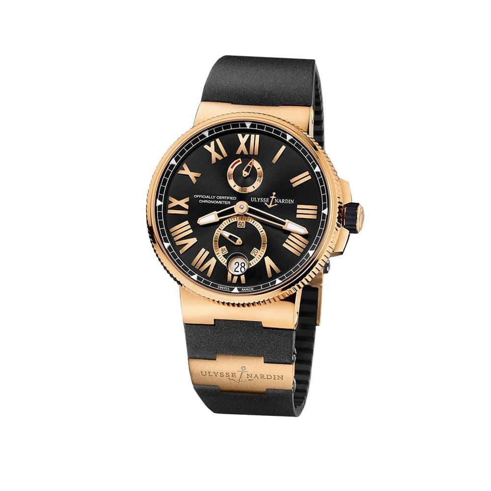 Часы Chronometer Manufacture Ulysse Nardin 1186-122-3/42