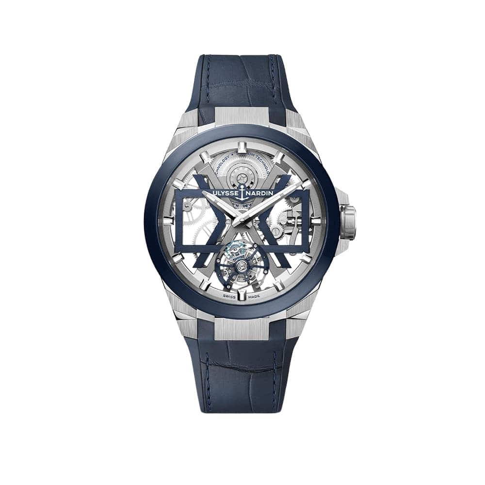 Часы Executive Blast Ulysse Nardin 1723-400/03 - 1