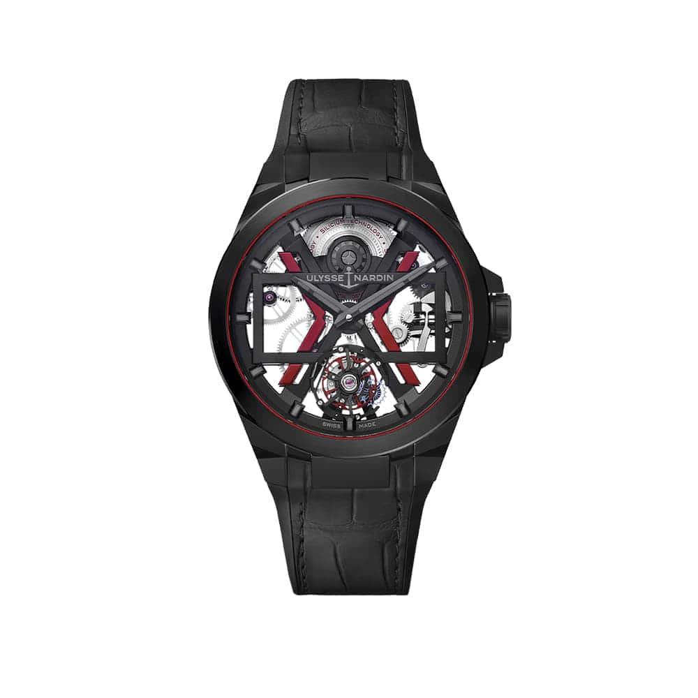 Часы Executive Blast Ulysse Nardin 1723-400/BLACK - 1