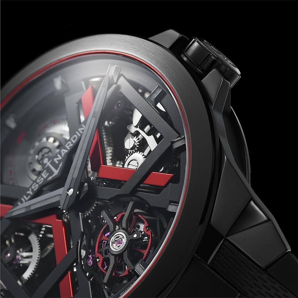 Часы Executive Blast Ulysse Nardin 1723-400/BLACK - 2