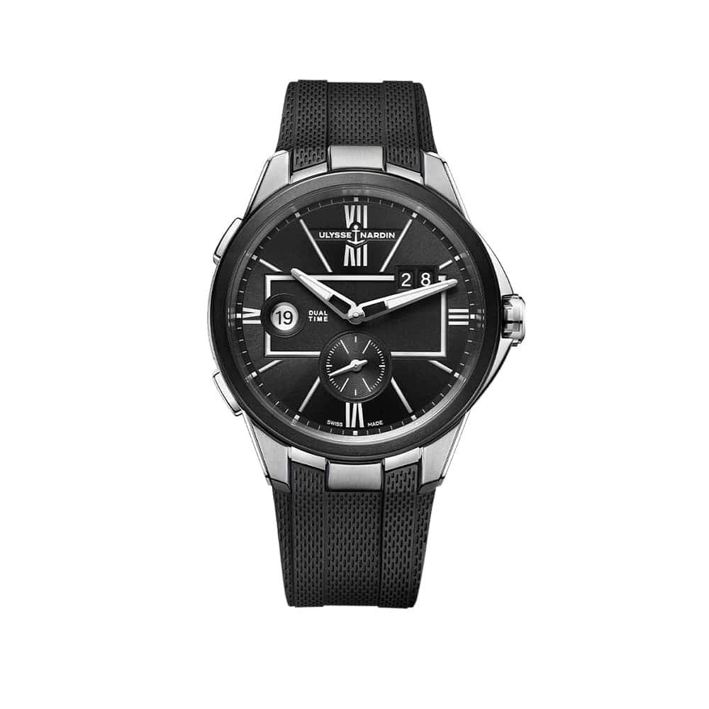 Часы Executive Dual Time Ulysse Nardin 243-20-3/42 - 1