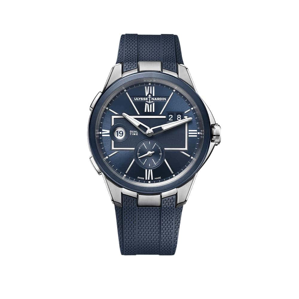 Часы Executive Dual Time Ulysse Nardin 243-20-3/43 - 1