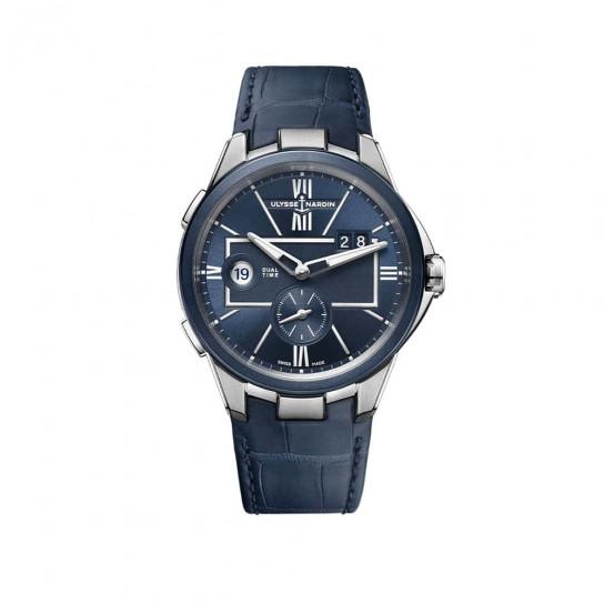 Часы Executive Dual Time