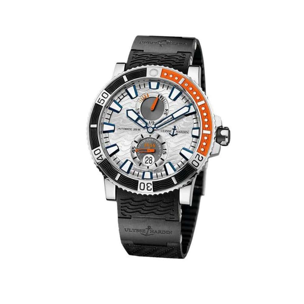 Часы Diver Titanium Ulysse Nardin 263-90-3C/91
