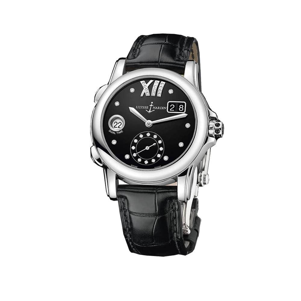 Часы Dual Time Lady Ulysse Nardin 3343-222/30-02