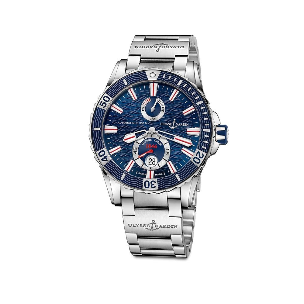 Часы Diver Ulysse Nardin 263-10-7M/93