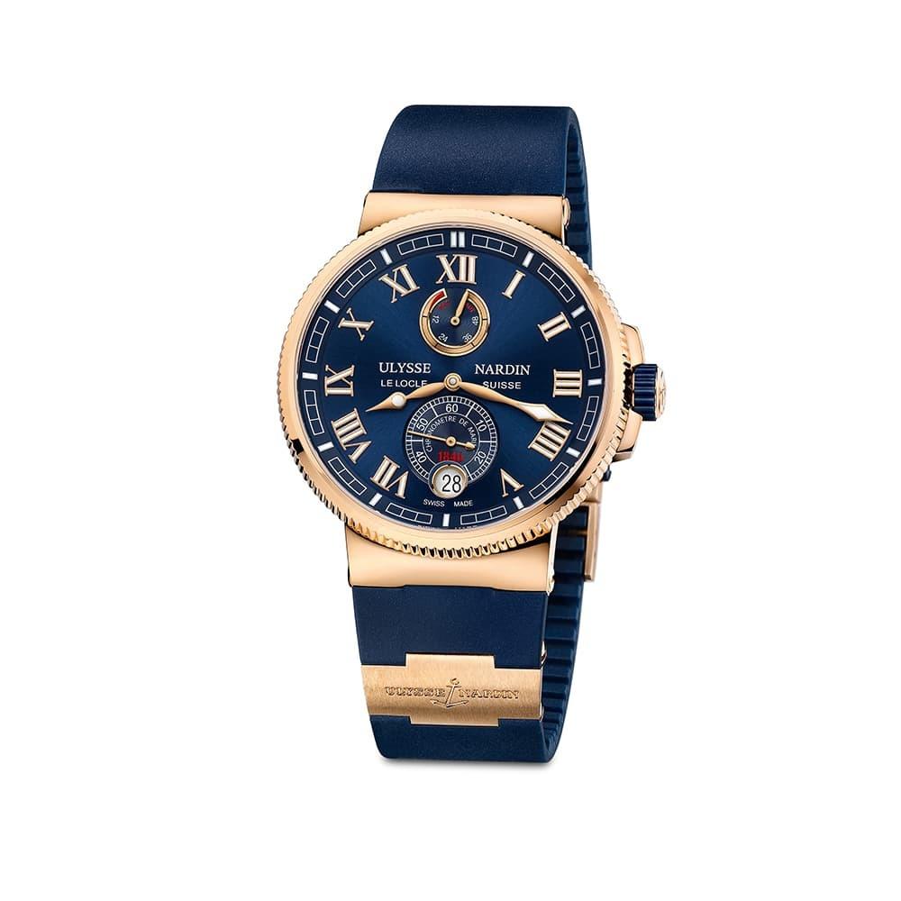 Часы Chronometer Manufacture Ulysse Nardin 1186-126-3/43