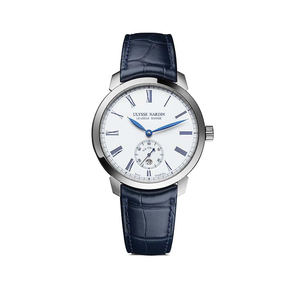 Часы Classico Manufacture Ulysse Nardin 3203-136LE-2/E0