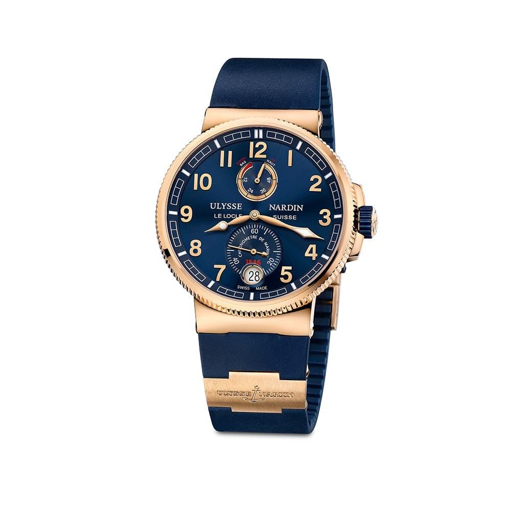 Часы Chronometer Manufacture Ulysse Nardin 1186-126-3/63
