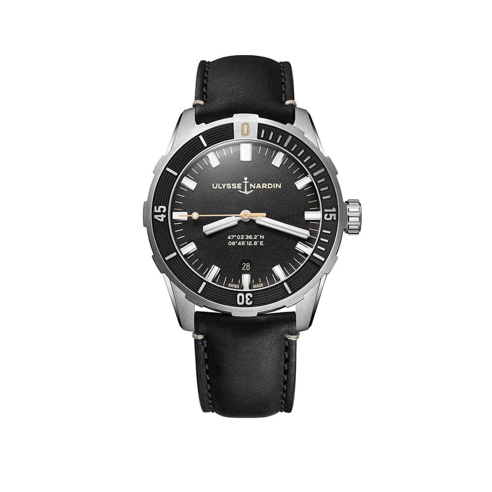 Часы Diver 42 mm Ulysse Nardin 8163-175/92