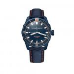Часы Diver Blue Shark 42 mm