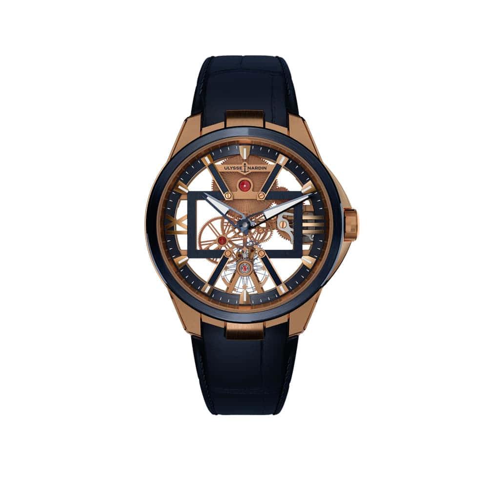Часы Skeleton X Ulysse Nardin 3716-260/03