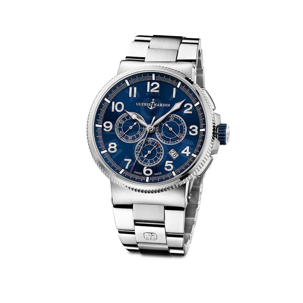 Часы Chronometre Manufacture Ulysse Nardin 1503-150-7М/63