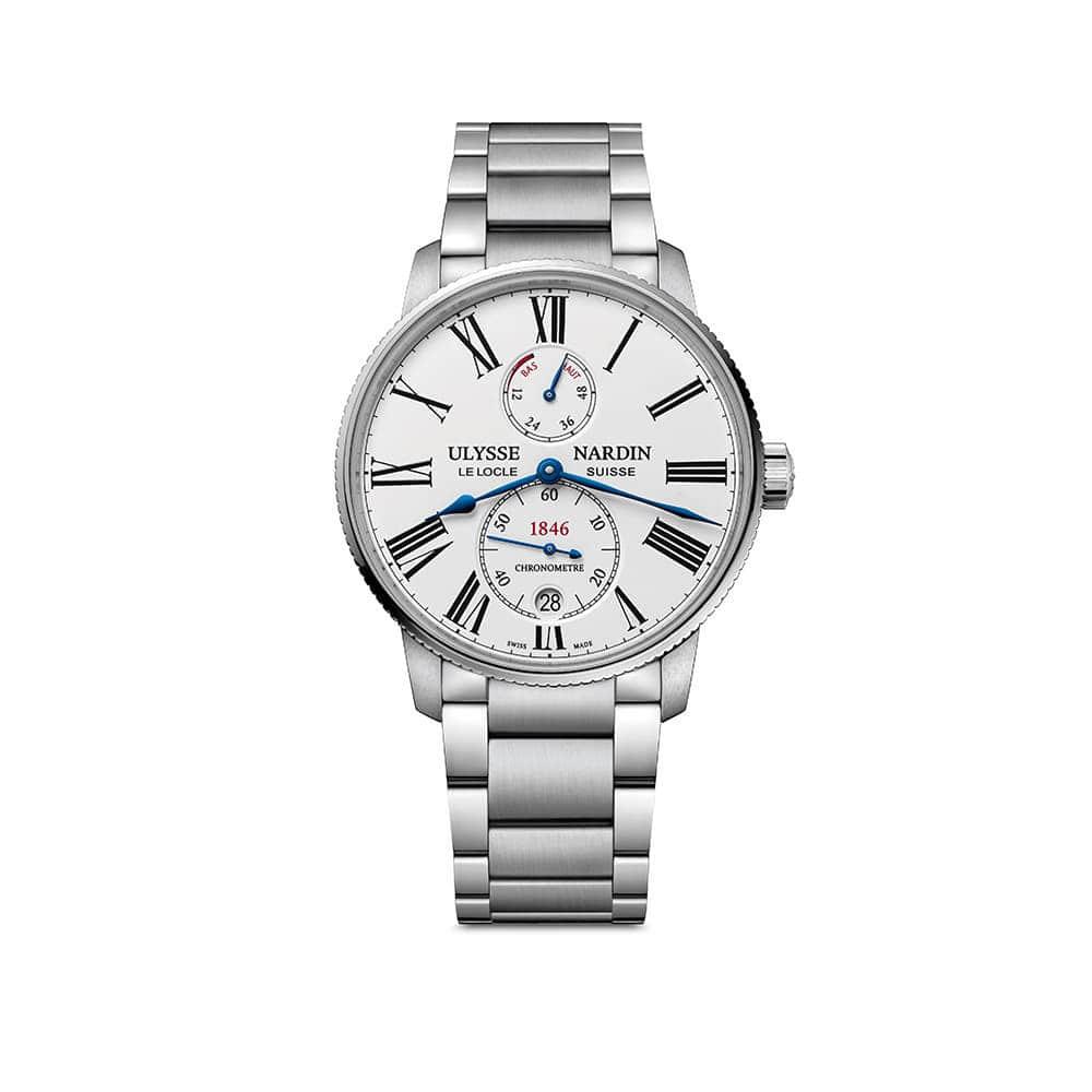 Часы Torpilleur Ulysse Nardin 1183-310-7М/40