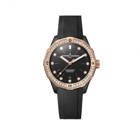 Часы Lady Diver 39 mm
