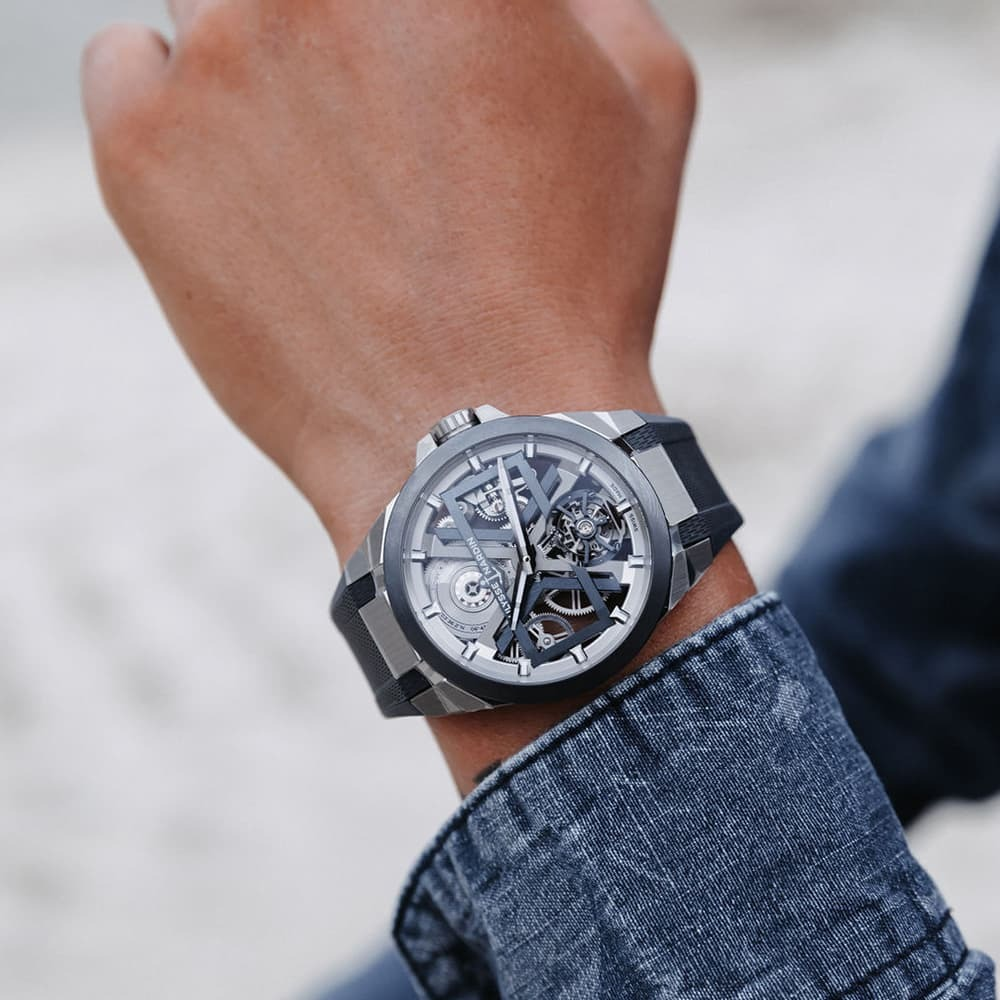 Часы Executive Blast Ulysse Nardin 1723-400/03 - 3