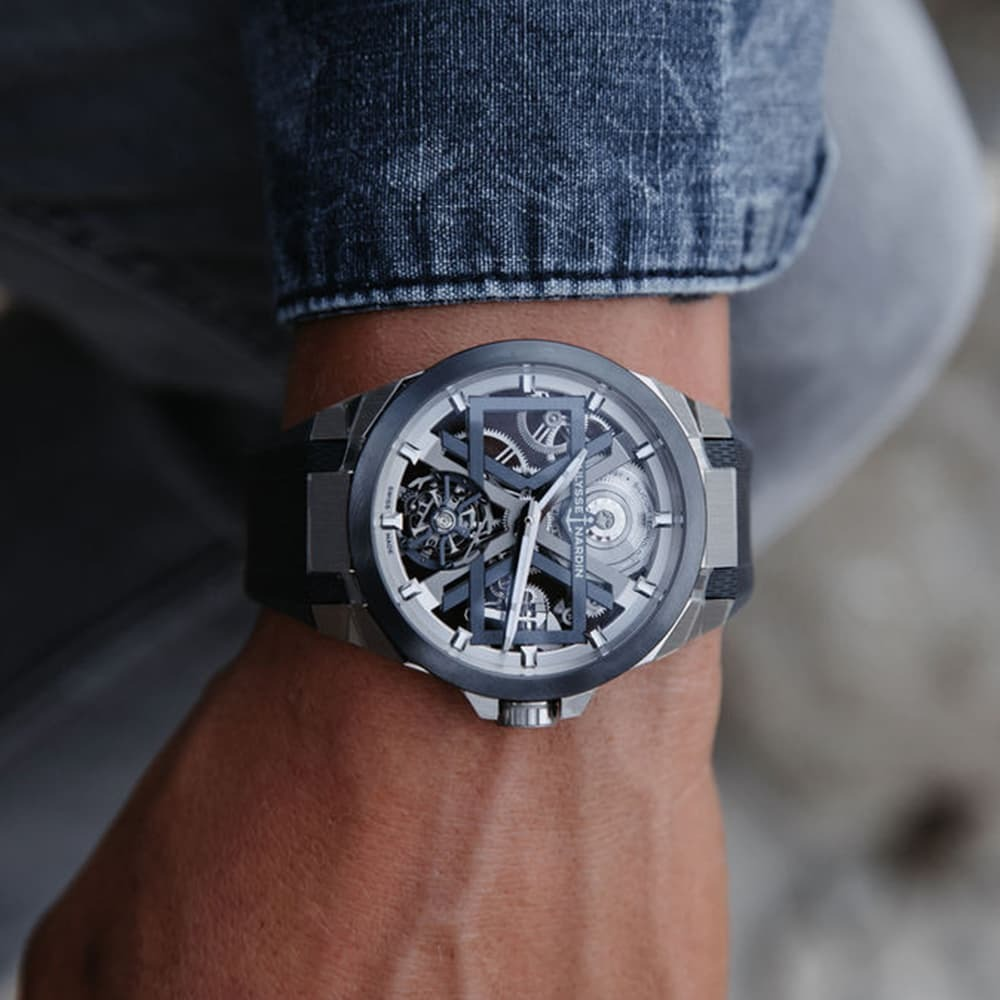 Часы Executive Blast Ulysse Nardin 1723-400/03 - 2