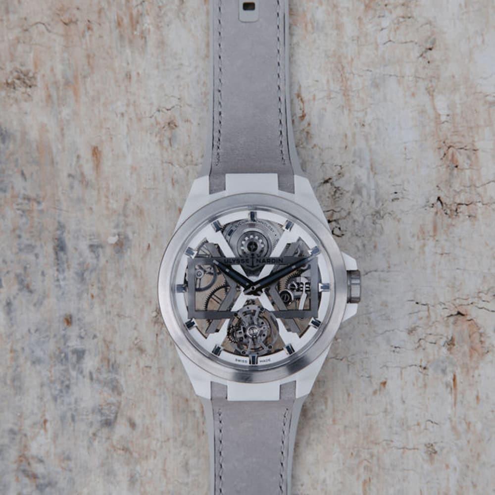 Часы Executive Blast Ulysse Nardin 1723-400-3B/00 - 6