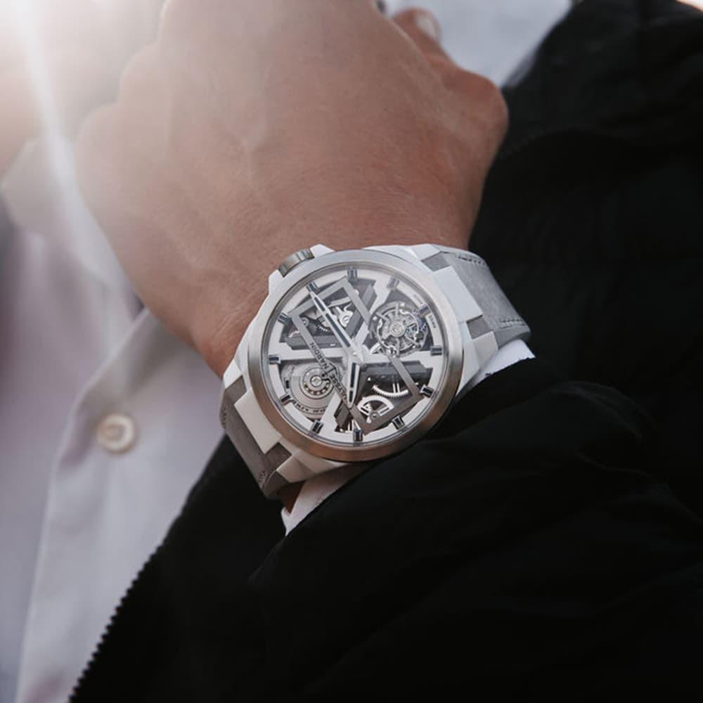 Часы Executive Blast Ulysse Nardin 1723-400-3B/00 - 5