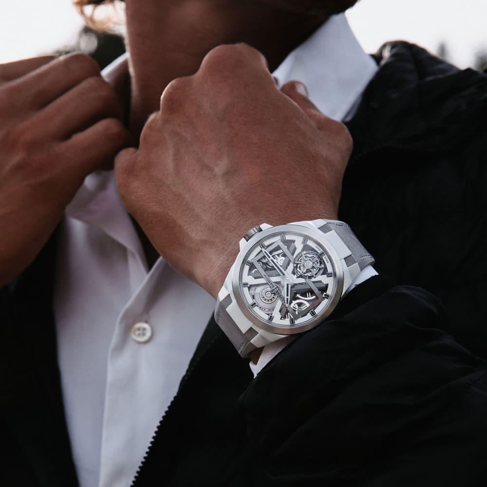 Часы Executive Blast Ulysse Nardin 1723-400-3B/00 - 4