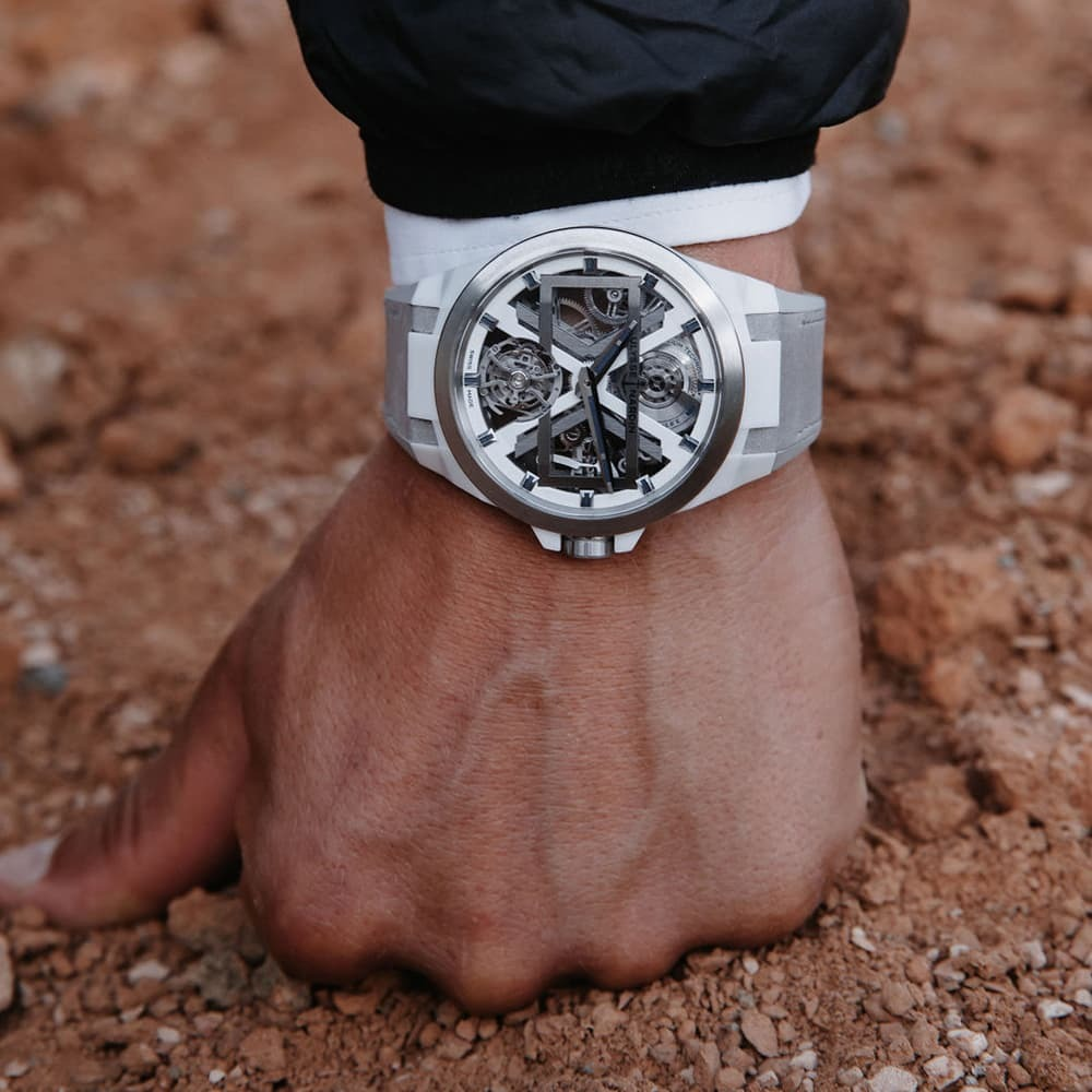 Часы Executive Blast Ulysse Nardin 1723-400-3B/00 - 3