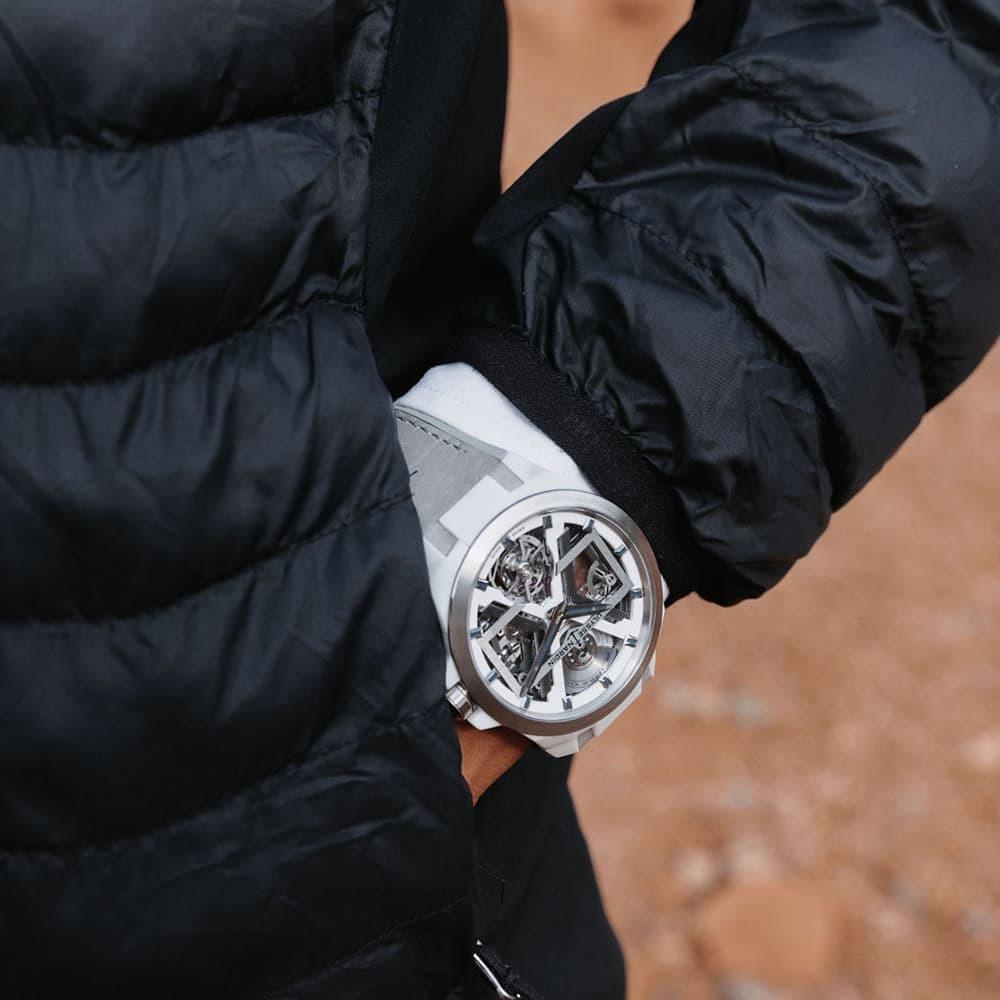 Часы Executive Blast Ulysse Nardin 1723-400-3B/00 - 2