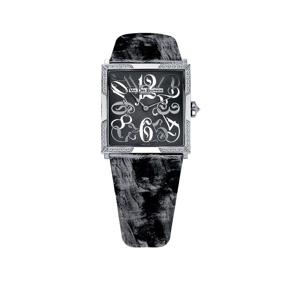 Часы Labyrinthe Garden Quartz Van Der Bauwede 12614