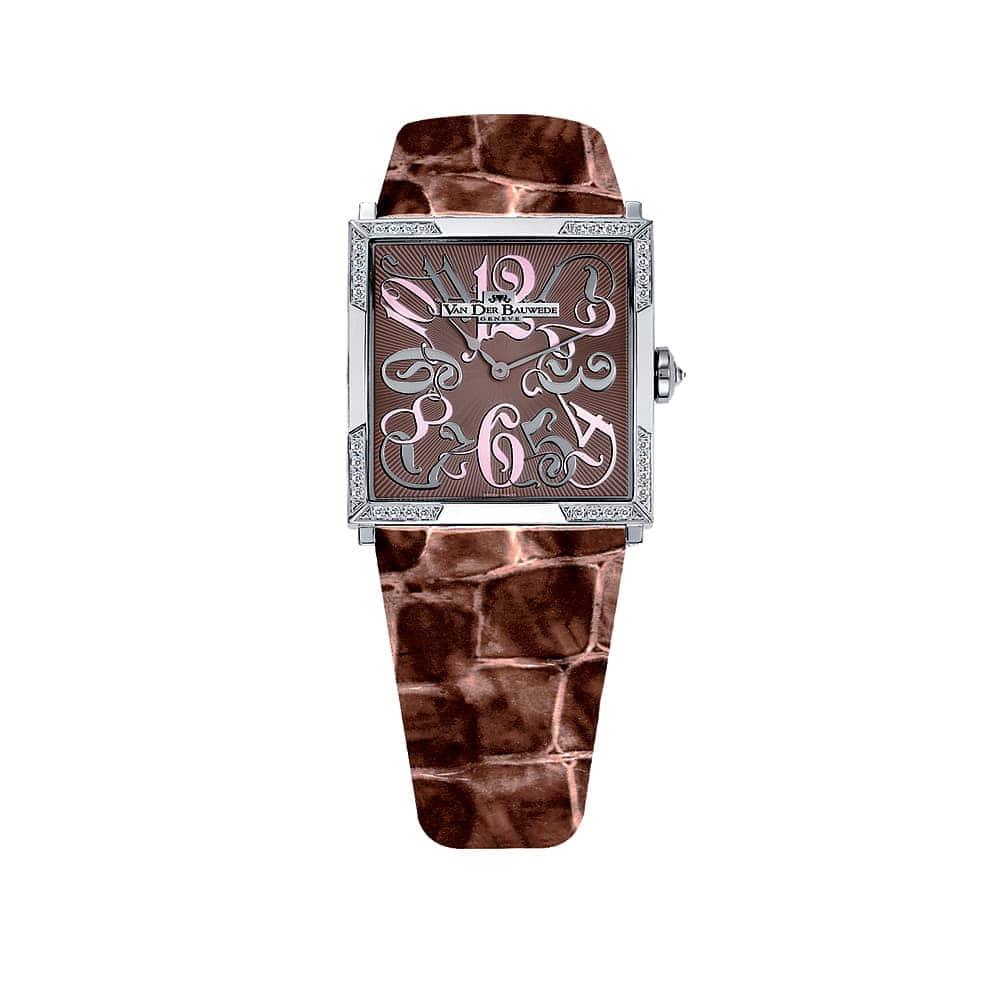 Часы Labyrinthe Garden Quartz Van Der Bauwede 12615