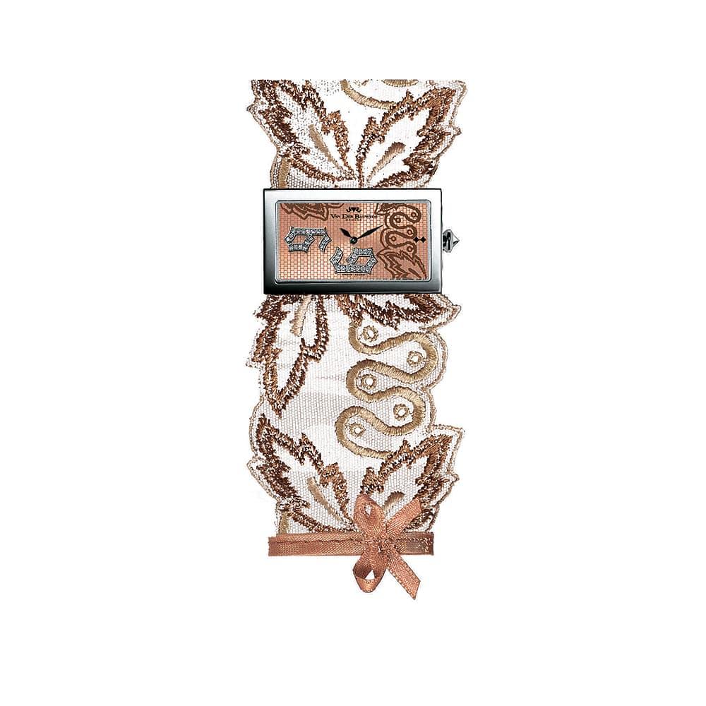 Часы Lace Quartz Van Der Bauwede 12645/5121010573390