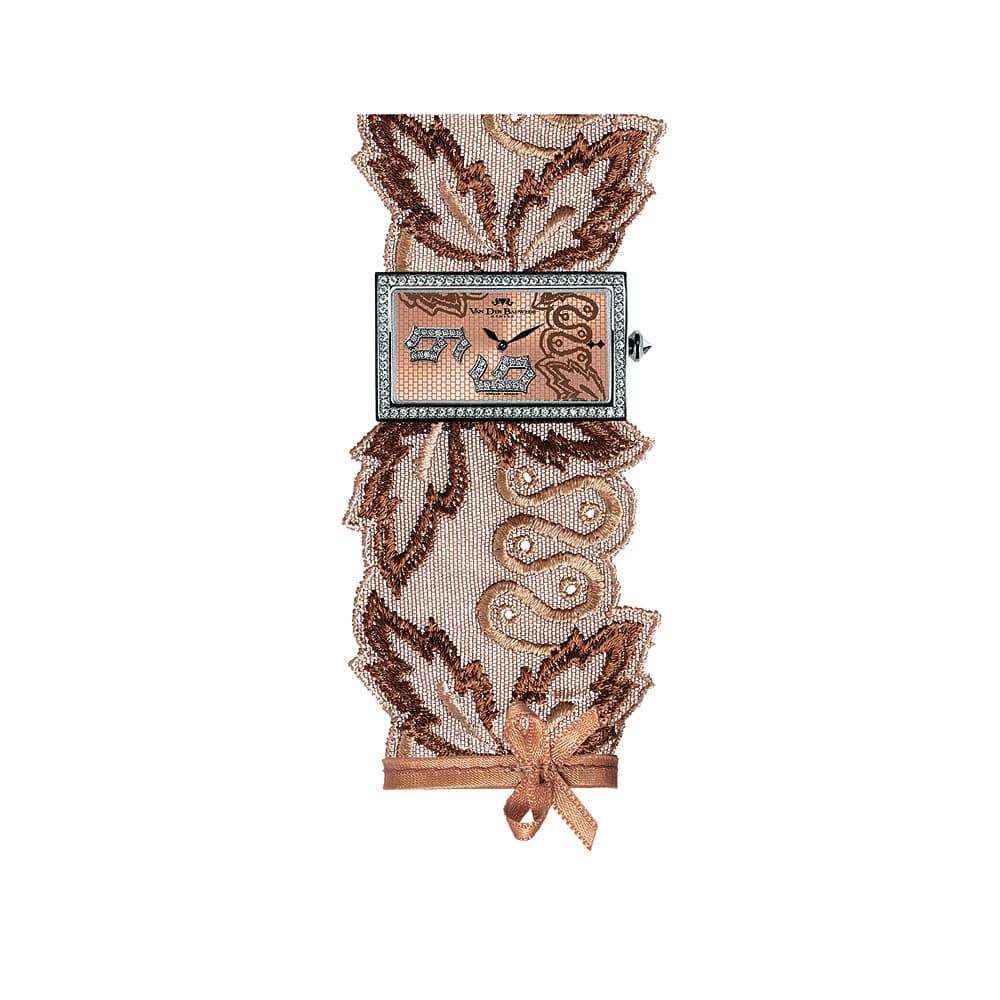 Часы Lace Quartz Van Der Bauwede 12649/5121030573390 - 1