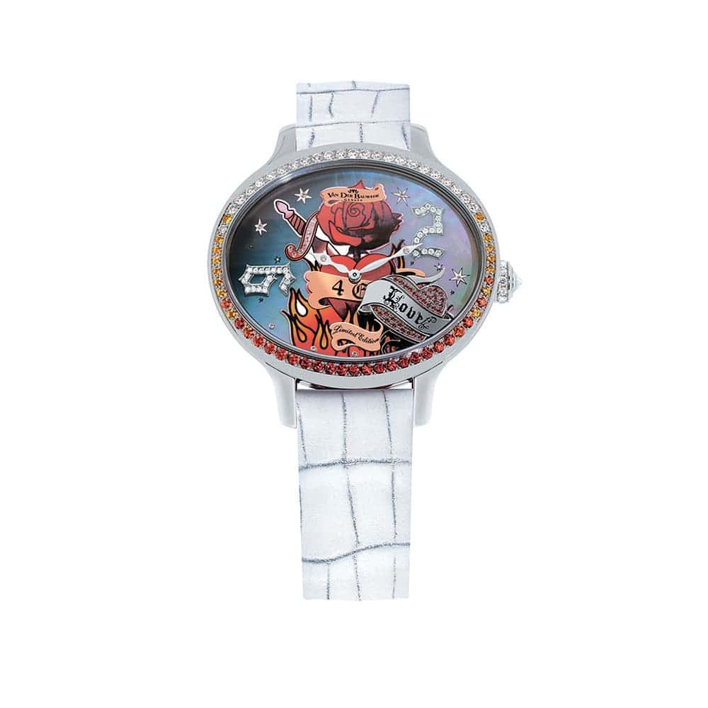 Часы 4 Ever Baby Quartz Van Der Bauwede 12832