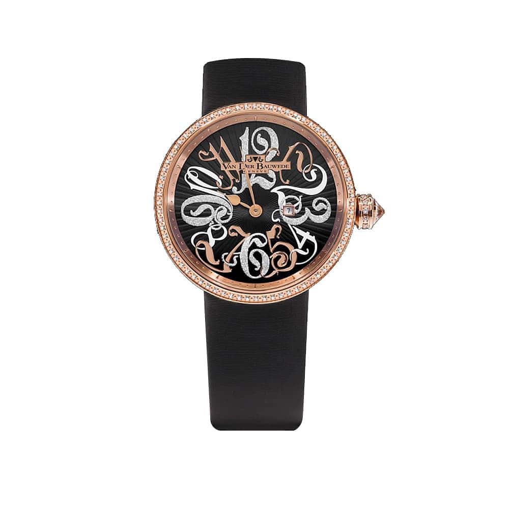 "Часы Neb-K ""Garden"" Quartz Van Der Bauwede 13353"