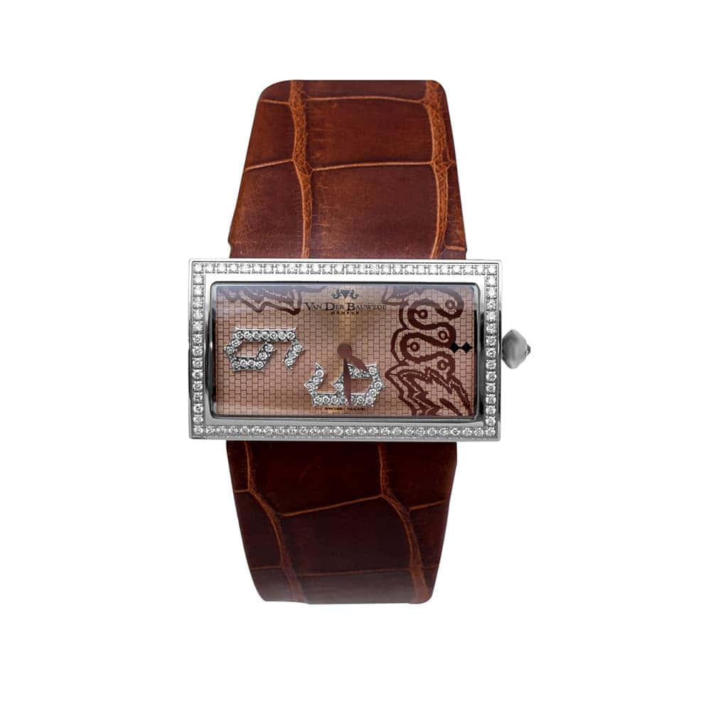Часы Lace Quartz Van Der Bauwede 12649/5121030573390 - 2