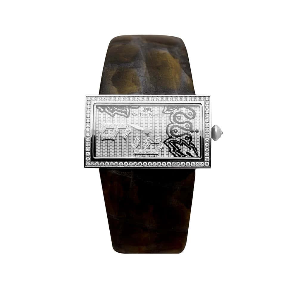 Часы Lace Quartz Van Der Bauwede 12650/5121030574390 - 2
