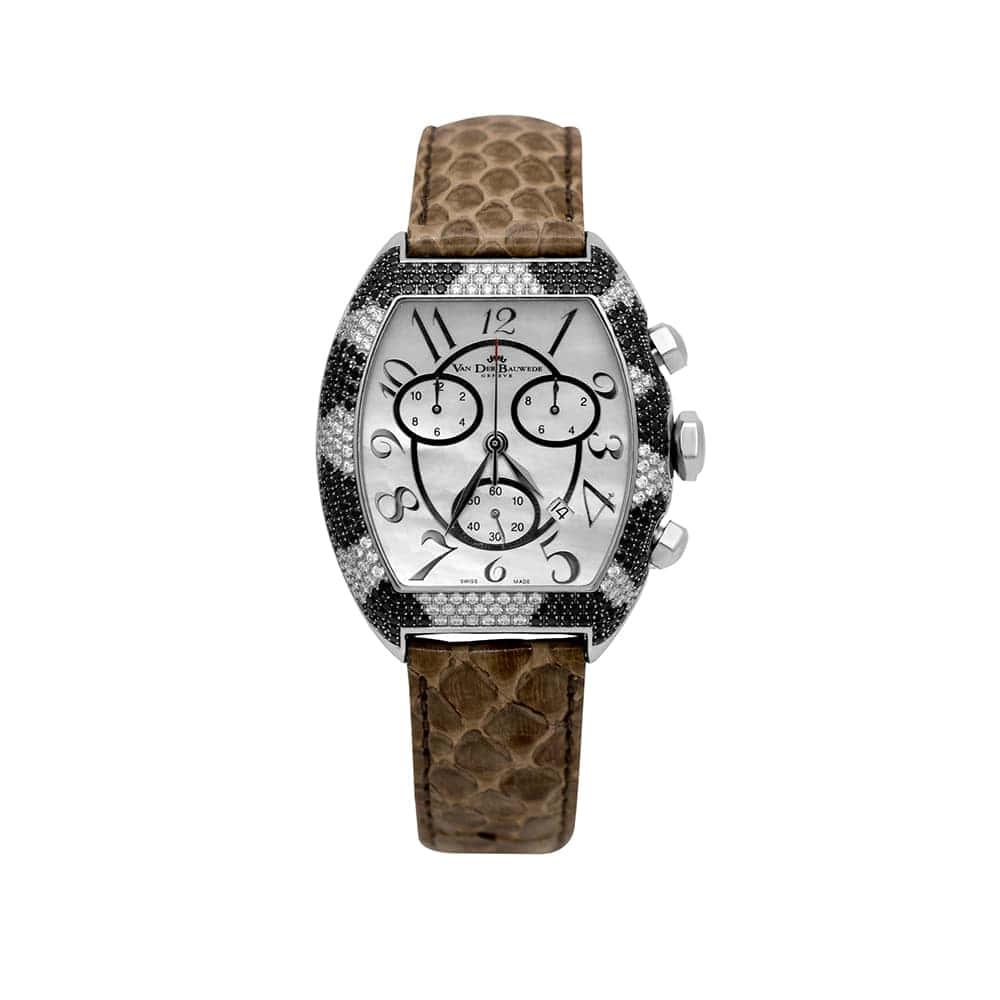 Часы Comander Snake Quartz Van Der Bauwede 2251071132900