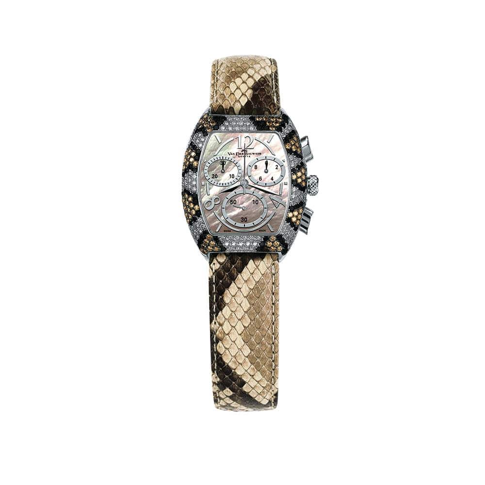 Часы XS Snake Quartz  Van Der Bauwede 4761072929900