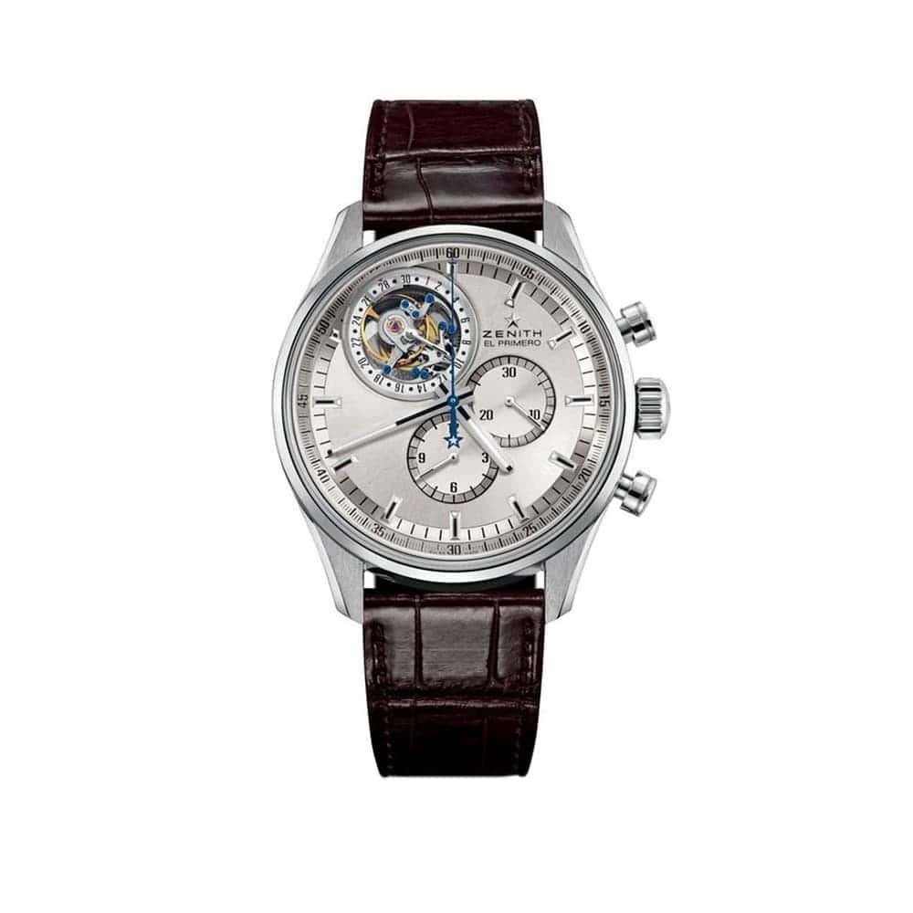 Часы Tourbillon Chronograph Zenith 03.2050.4035/01.C